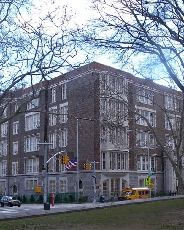 PS 169 In Sunset Park, Brooklyn.