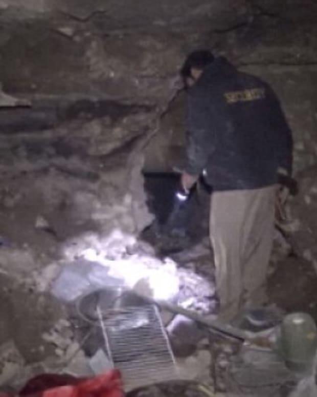 underground tunnels in iraq built by isis