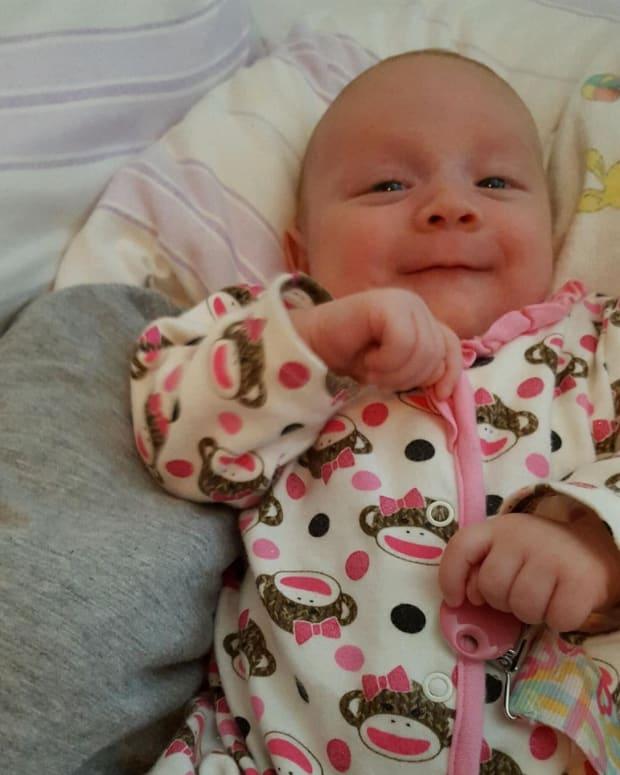 Jerrica D. Schreib's baby