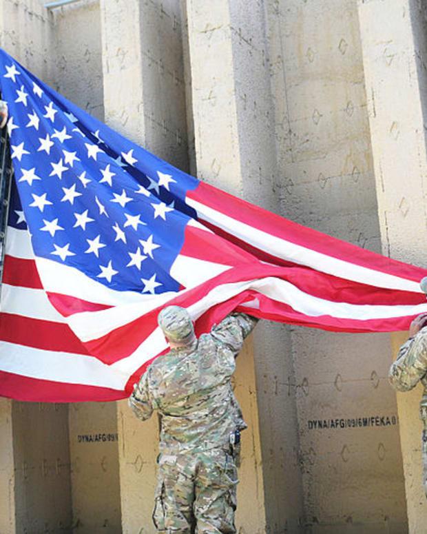 U.S. Soldiers in Afghanistan.