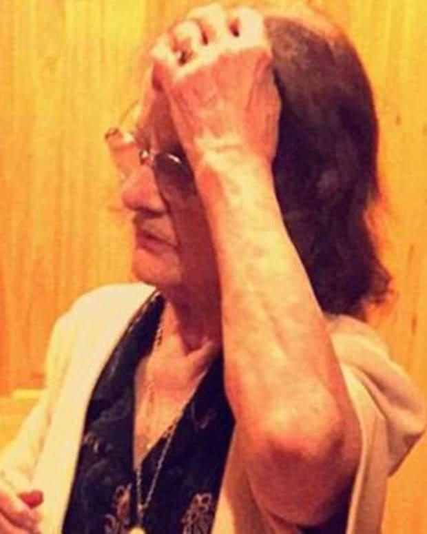 Artist Grandma's Sad Story Goes Viral Promo Image