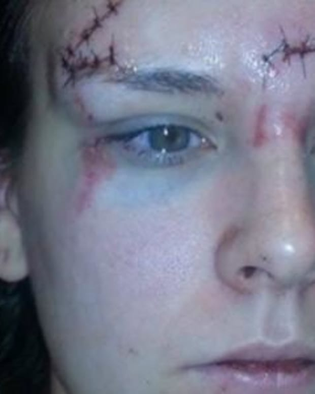 Mom Attacked While Picking Up Kids From Daycare Promo Image