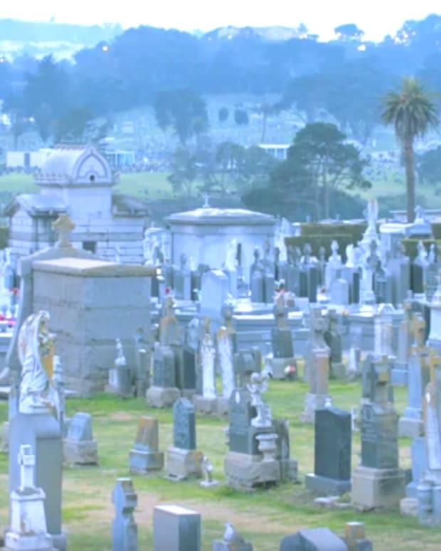 Colma California Cemetery