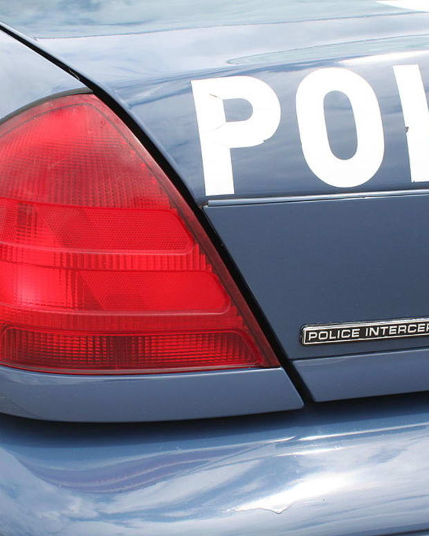 Group Objects To Police Use Of Religious Decals (Photo) Promo Image