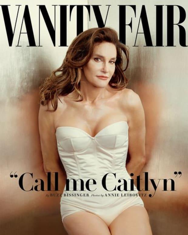 Caitlyn Jenner, Vanity Fair.