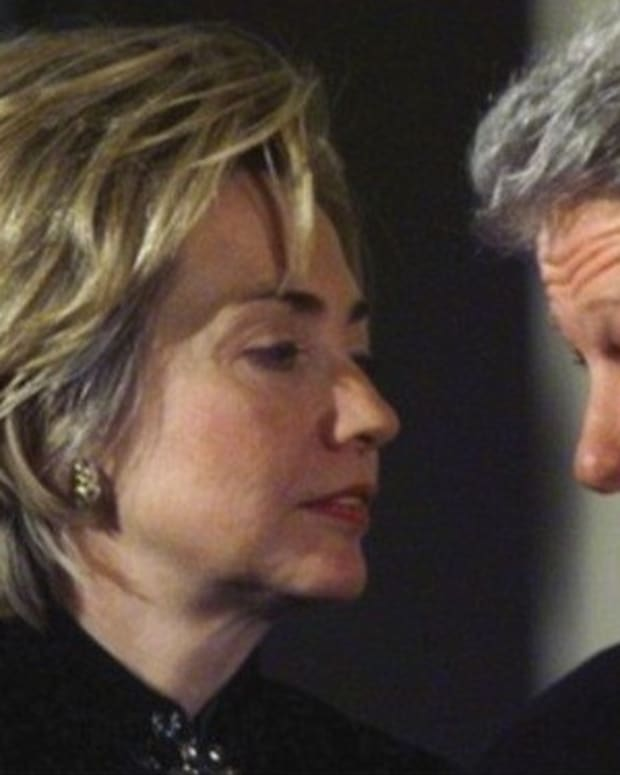 Clinton White House Secrets To Be Exposed In New Book Promo Image