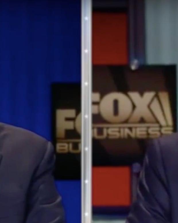 Donald Trump and Sen. Ted Cruz