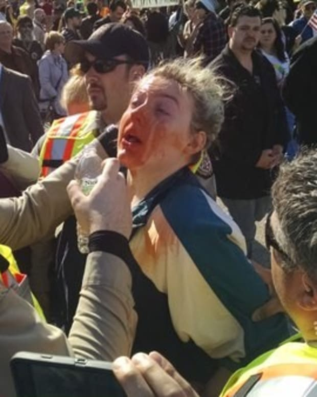 Teenage Girl Groped And Pepper Sprayed At Trump Rally (Video) Promo Image
