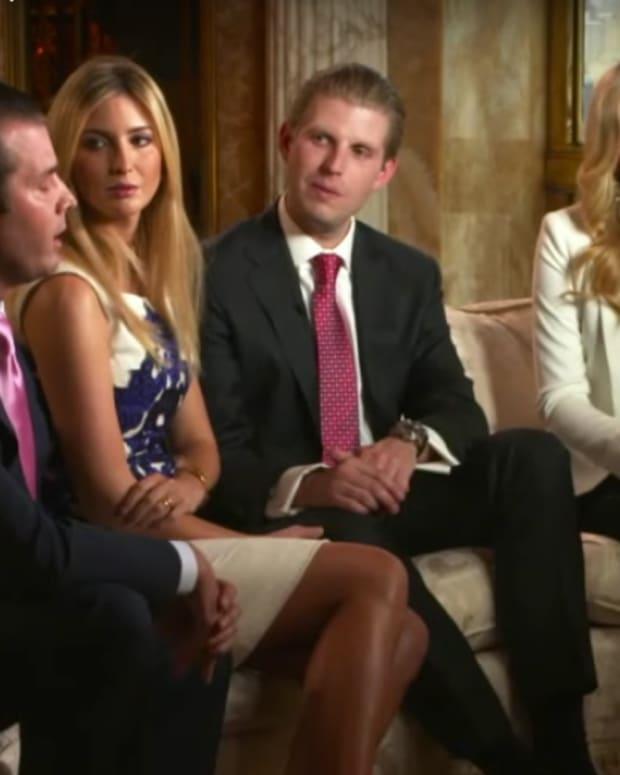 Donald Trump's Family on ABC's 20/20.