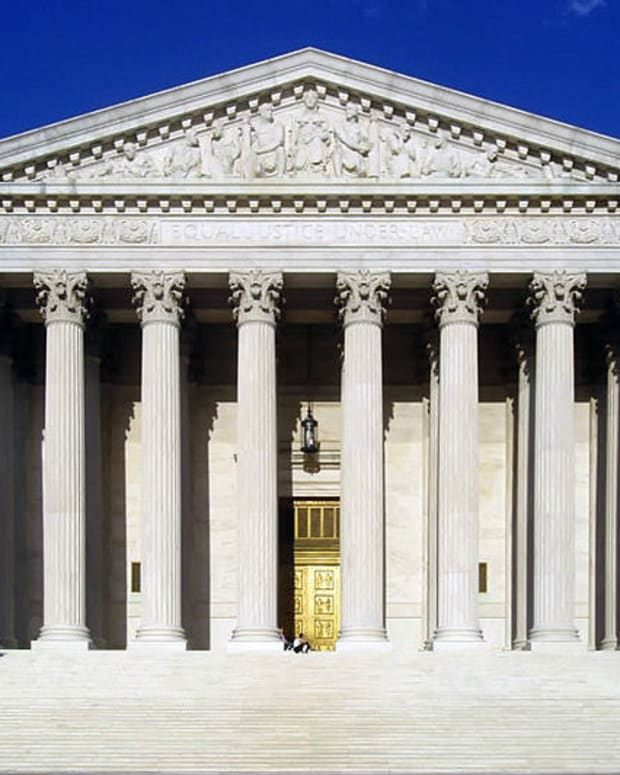 Major Immigration Case Heads To The Supreme Court Promo Image