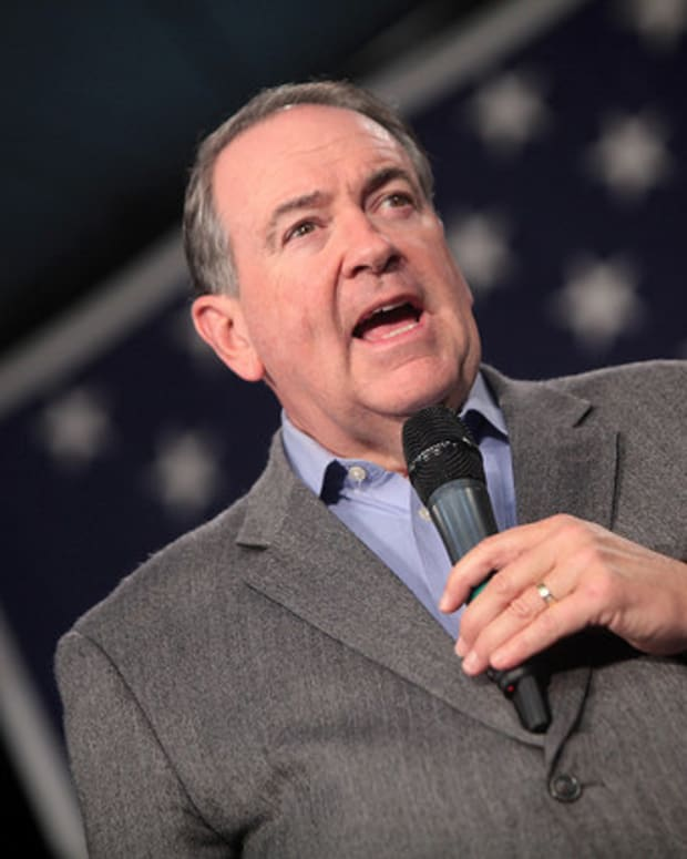 Huckabee: Trump Is Clinton's Worst Nightmare Promo Image