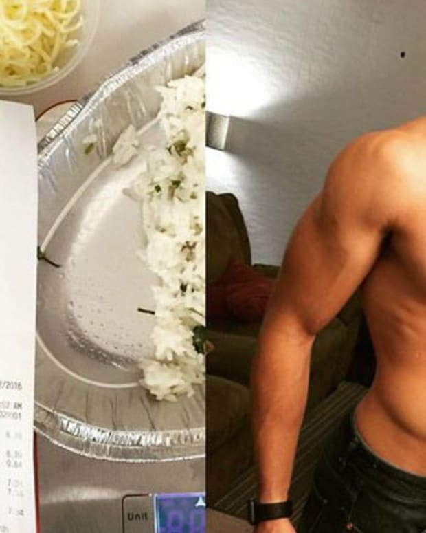 Man Eats Chipotle Every Day For One Year (Photos) Promo Image