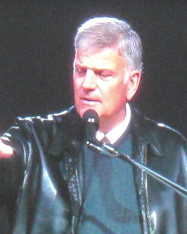 Rev. Franklin Graham Syria