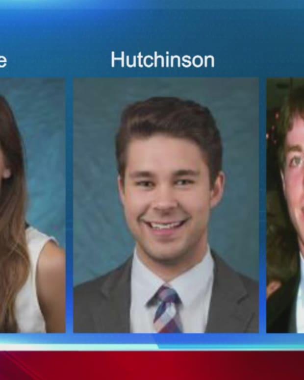 Colin Kingston, Kelsey Annese, Matthew Hutchinson