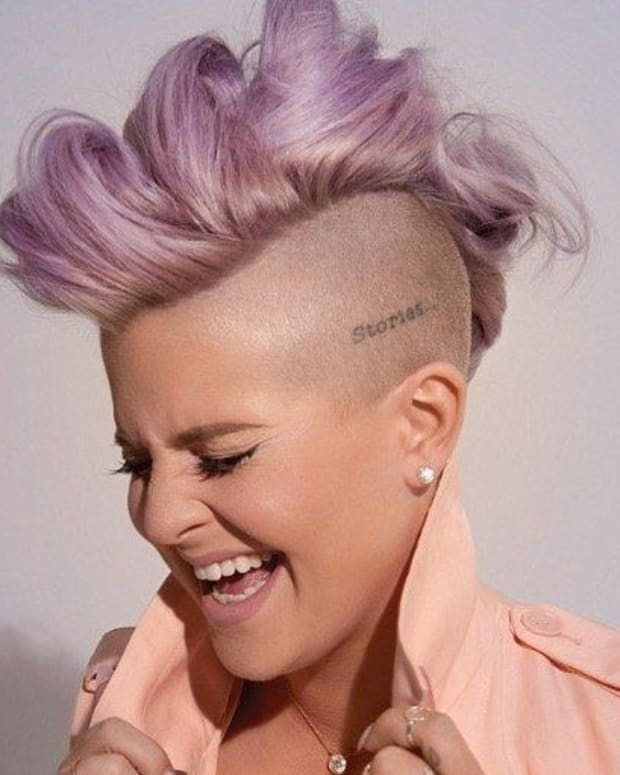 Kelly Osbourne Gets Revenge On Dad's Alleged Mistress Promo Image
