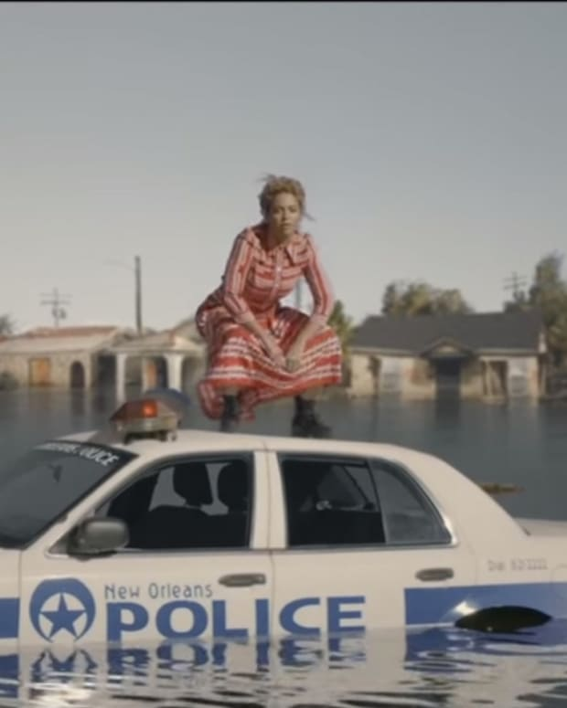 Beyonce in 'Formation'
