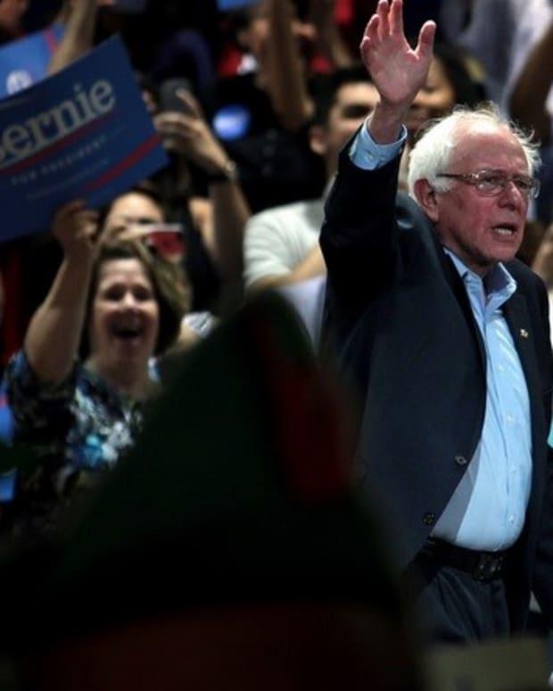 Sanders Skips Pro-Israel Conference Promo Image
