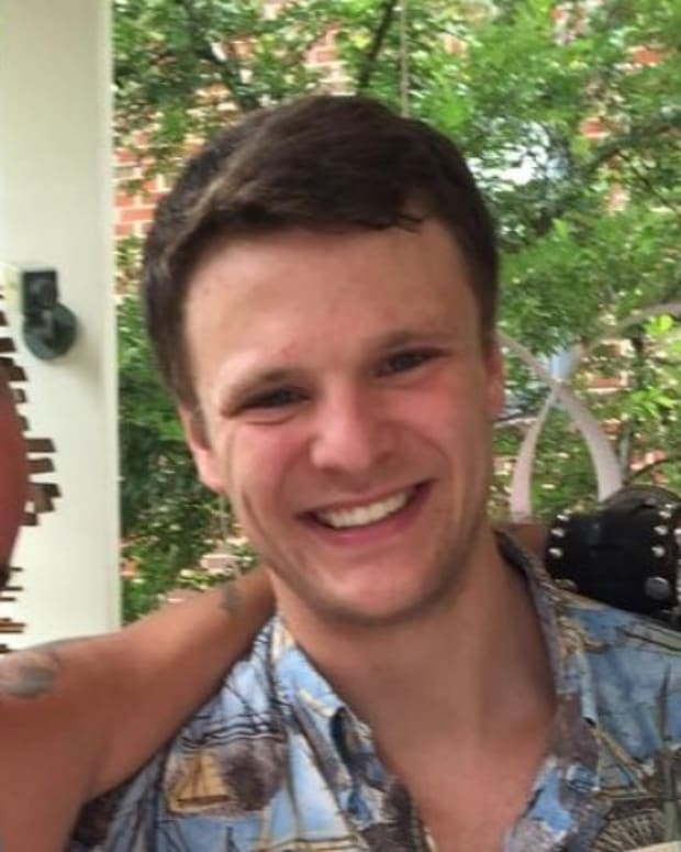 Warmbier, a University of Virginia student