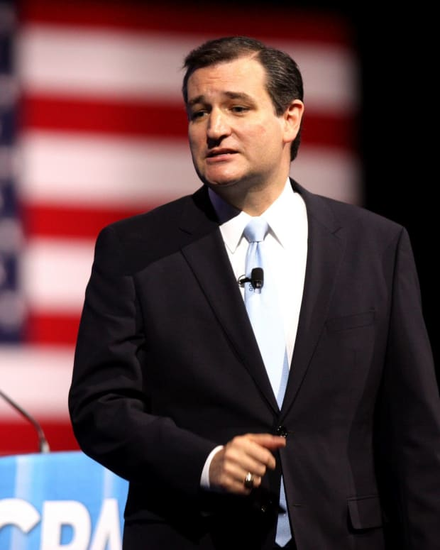Republican Sen. Ted Cruz of Texas.