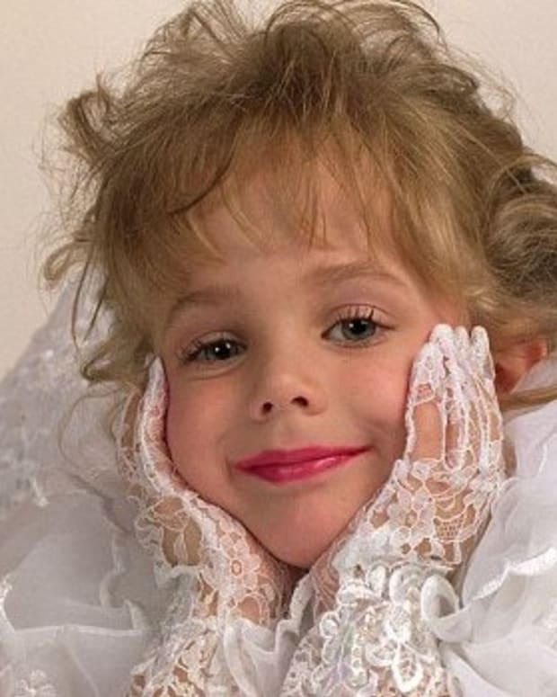 Private Eye Says He Knows Who Killed JonBenet Ramsey Promo Image