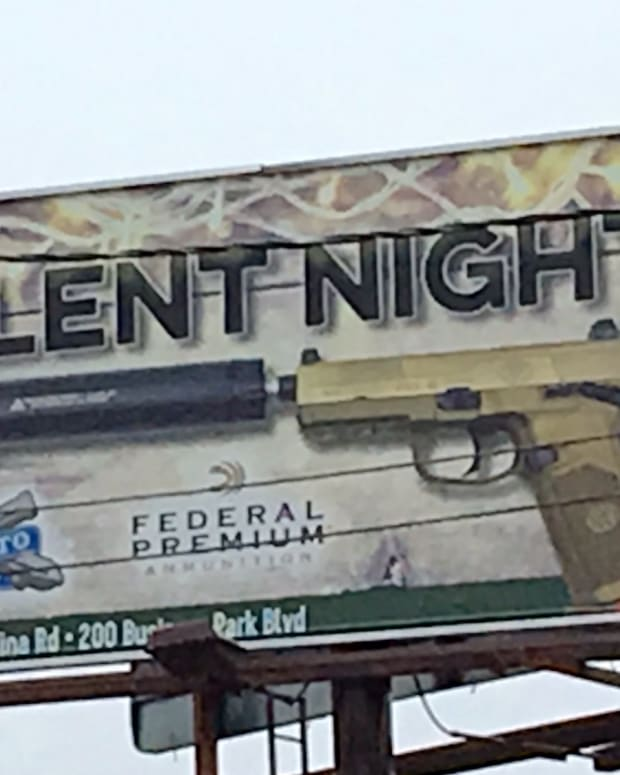 Silent Night Billboard