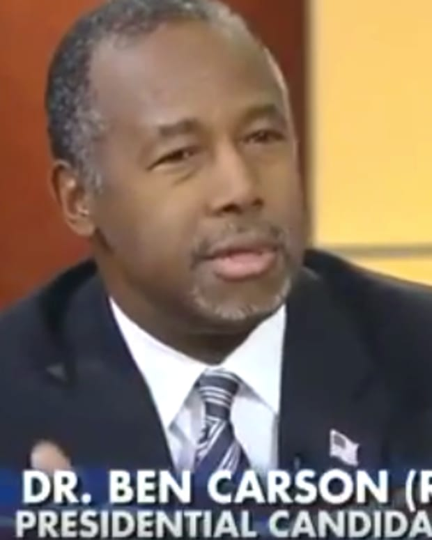 Ben Carson Oregon Shooting