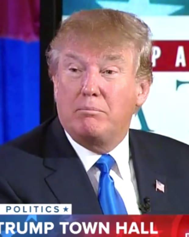 Donald Trump Small Loan