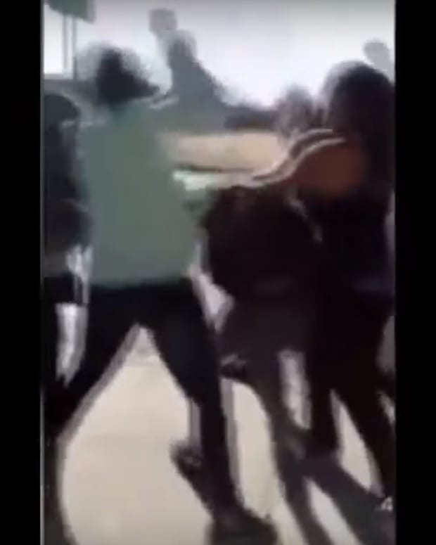 Woman Attacked.