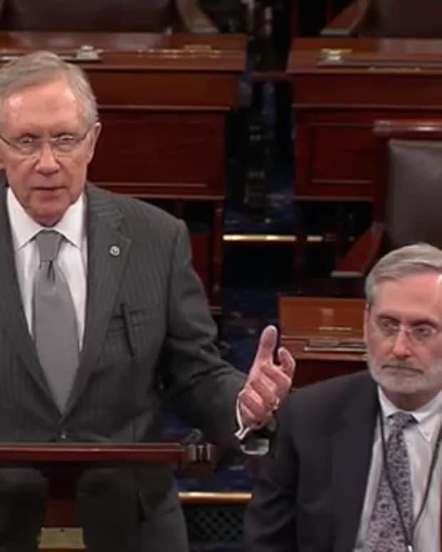 Sen. Harry Reid of Nevada