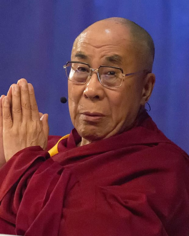 Dalai Lama Calls For 'Serious Action' After Orlando Promo Image
