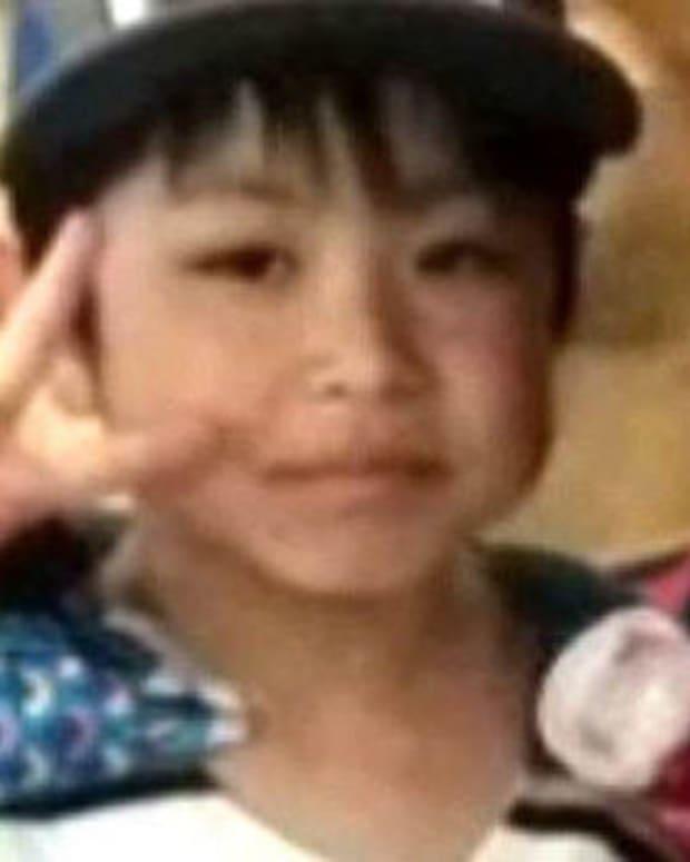 Deserted Boy Found On Japanese Military Base (Photo) Promo Image