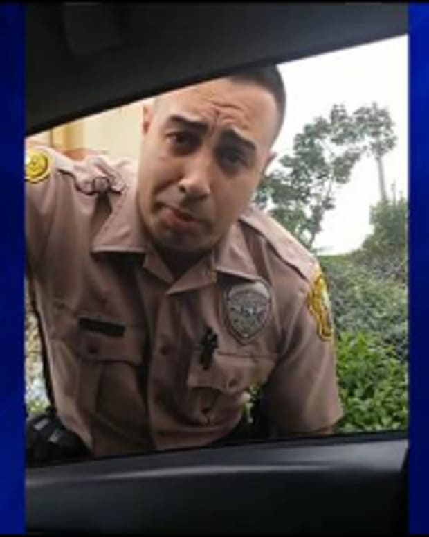 Miami police officer pulled over for speeding