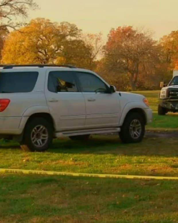 Shakoor Arline And Lisa Smith's SUV.