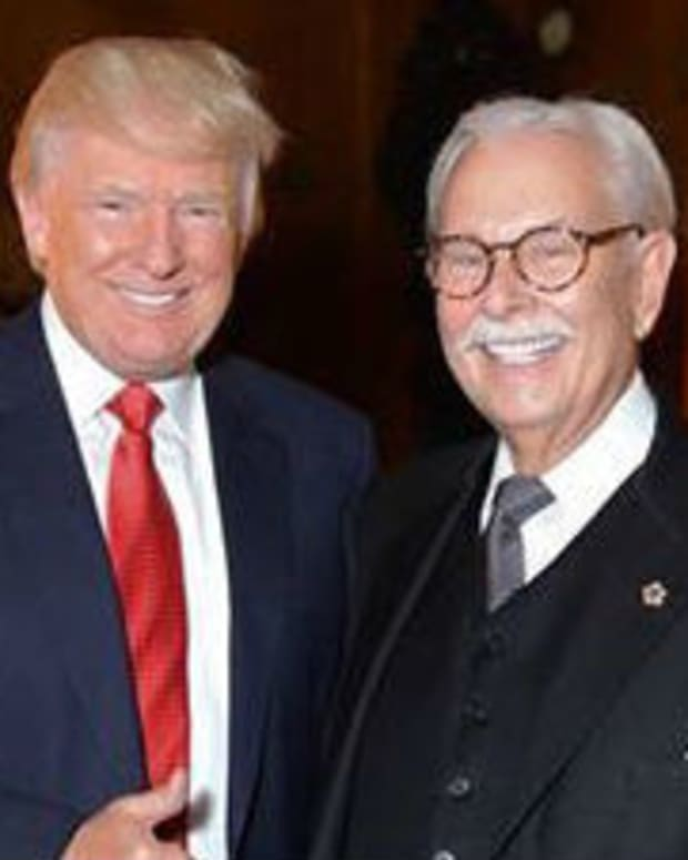Trump's Ex-Butler Demands Obama Be Killed Promo Image