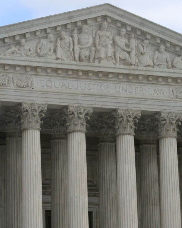 Supreme Court Declines To Challenge State Gun Laws Promo Image