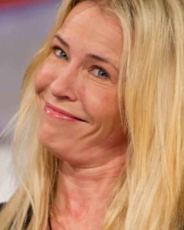 Chelsea Handler Will Leave U.S. If Trump Wins (Video) Promo Image