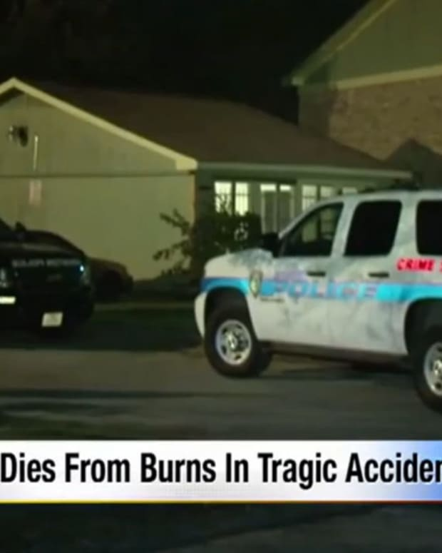 Girl Dies After Playing In The Oven