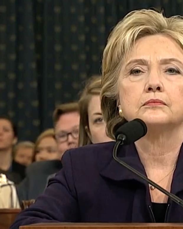 Retired Officer: 'Nothing Could Have Affected' Benghazi Promo Image