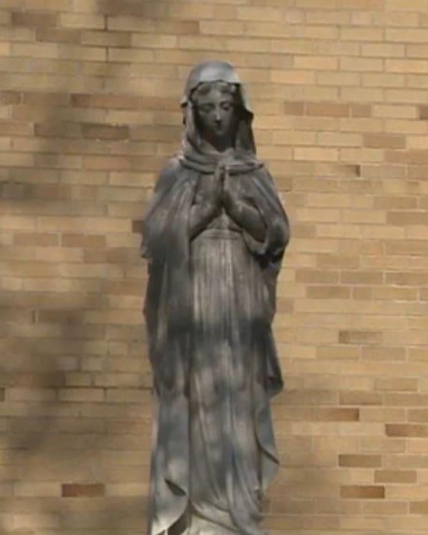 Catholic Group Calls Pre-Easter Vandalism A Hate Crime Promo Image