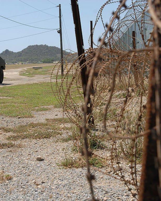 Humvee At Guantanamo Bay
