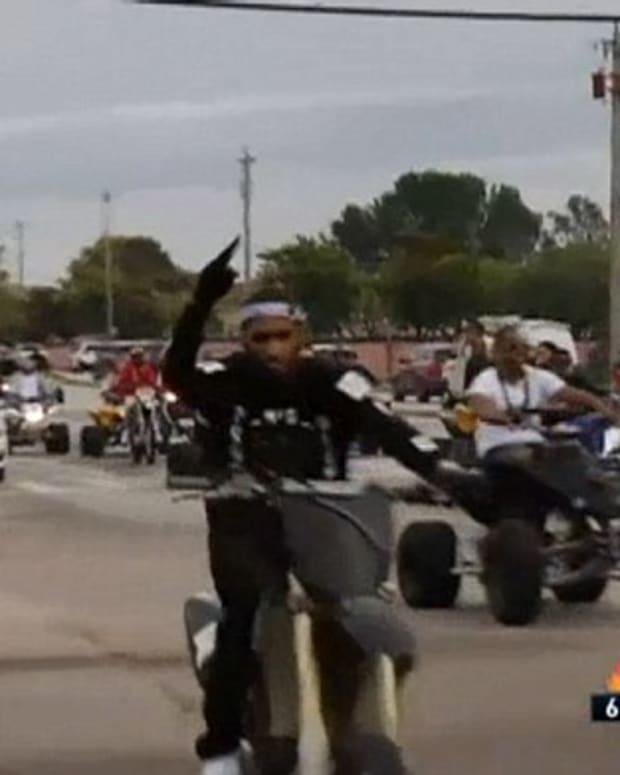 MLK Rideout In Florida.