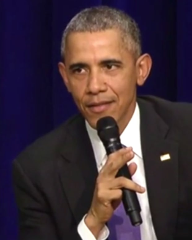 Obama Black Lives Matter