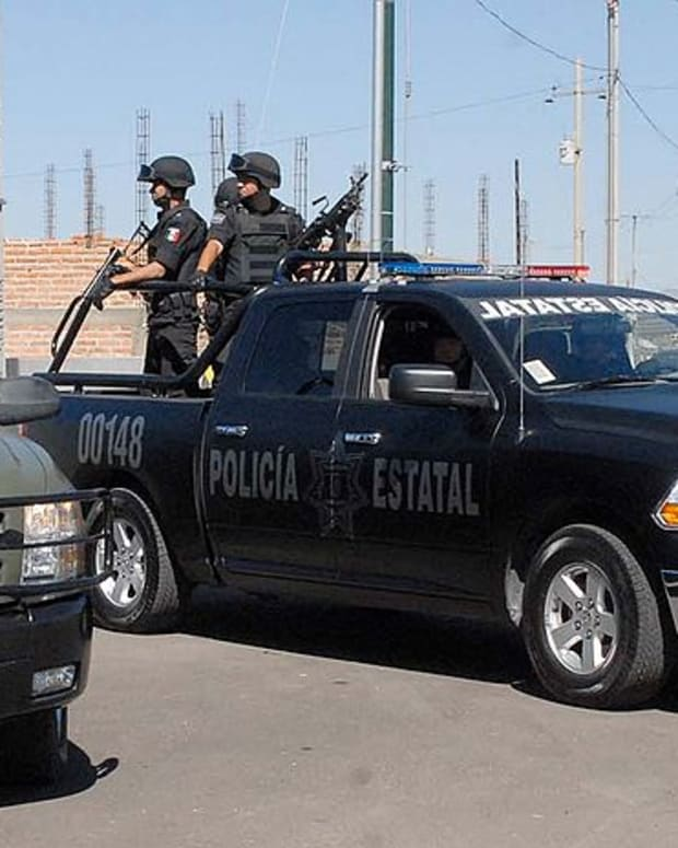 Mexican Police.