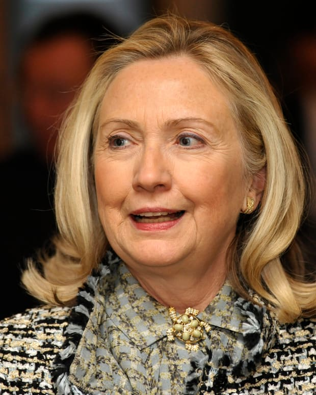 Hillary Clinton in 2012