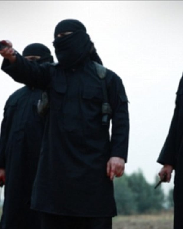 Islamic State Militants Behead Christian Workers