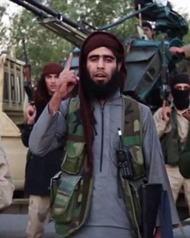 Islamic State Video.