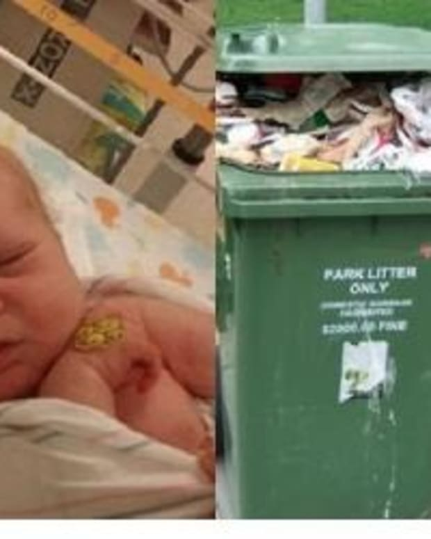 Officials Make Troubling Discovery About Baby Found Outside Church, Mom's Health Now At Risk Promo Image