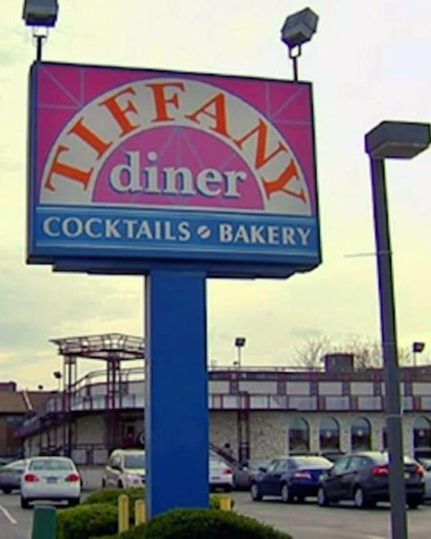Tiffany Diner.