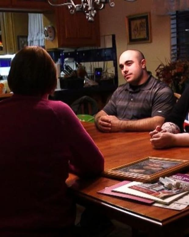 Mom Reunites With Three Kids She Abandoned Promo Image