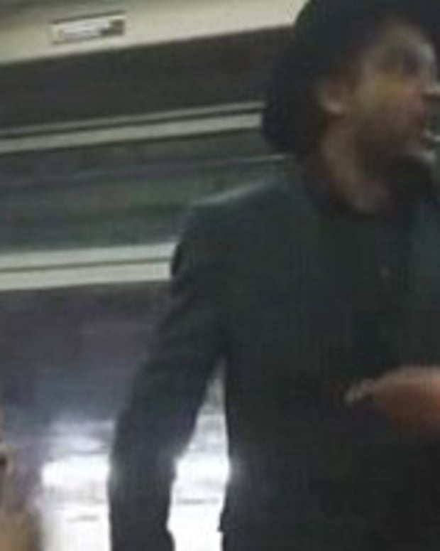 A Man Defending A Stranger On The NYC Subway.